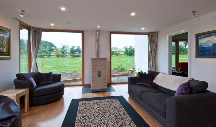 QEhomes sustainable/eco architect & building solutions in Ireland